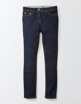 Dark Denim (Rinse) Skinny Jeans