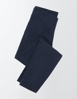Navy Cosy Leggings