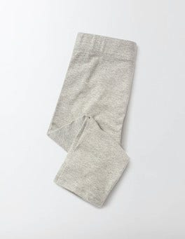 Grey Essential Cropped Leggings