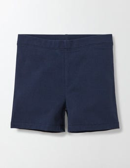 Navy Essential Jersey Shorts
