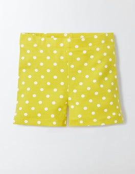 Mimosa Confetti Spot Essential Jersey Shorts