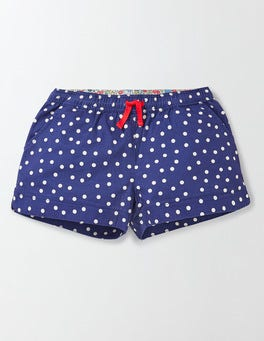 Starboard Confetti Spot Heart Pocket Pull-on Shorts
