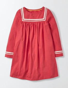 Raspberry Whip Sailor Dress