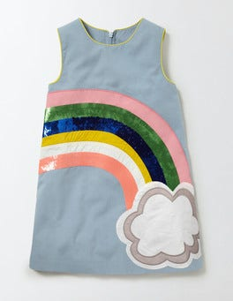 Bluebell Rainbow Fun Woven Dress