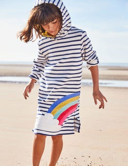 Towelling Beach Dress