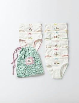 Bunnies Pack 7 Pack Pants