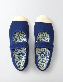 Starboard Canvas Mary Janes