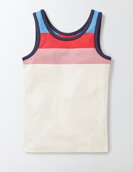Retro Stripe Andrea Tank Top
