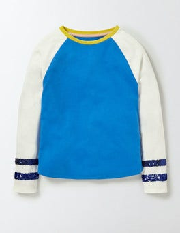 Skipper/Mini Ecru Jocelyn T-shirt