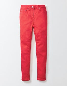 Raspberry Whip Superstretch Skinny Jeans