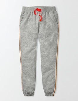 Grey Marl Evesham Sweatpants