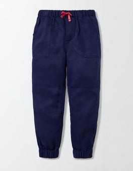 Naval Blue Harriet Trousers