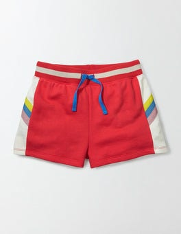 Raspberry Whip Rainbow Basic Jersey Shorts