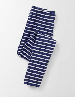 Starboard/Ivory Stripe Paula Leggings