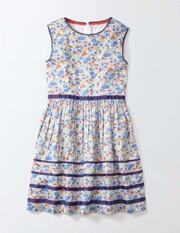 Cabin Flowerbed Agatha Dress