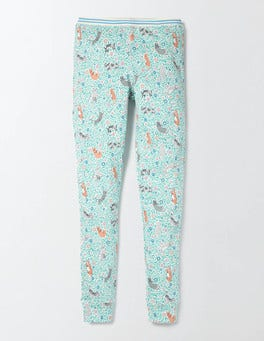 Multi Cats PJ Bottoms