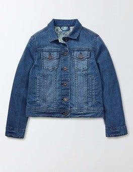 Mid Denim Denim Jacket