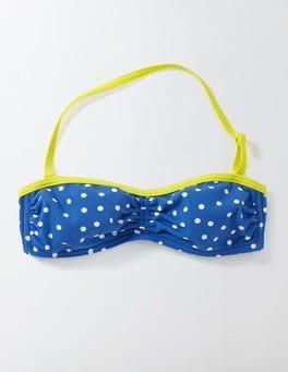 Skipper Confetti Spot Bikini Halter Top