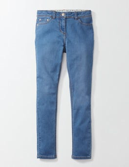 Light Vintage Skinny Jeans