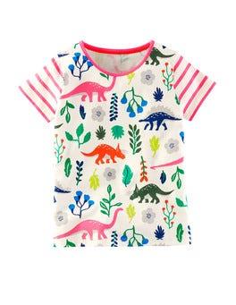 Florasaurus Florasaurus Hotchpotch T-Shirt