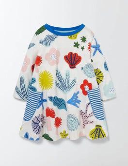 Multi Anemone Printed Tunic