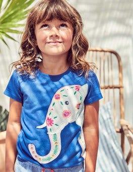 Fun Appliqué T-shirt