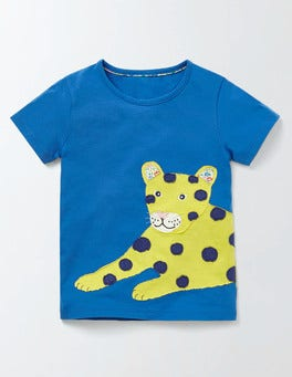 Skipper Leopard Rainforest Explorer T-shirt