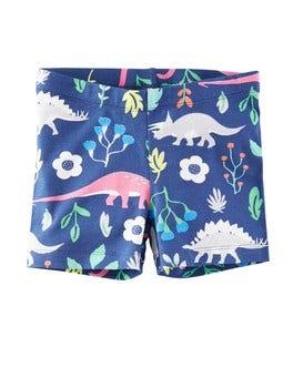 Florasaurus Jersey Shorts