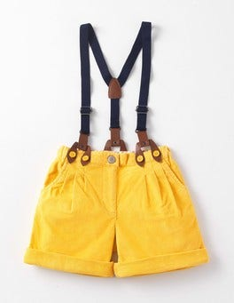 Honeycomb Cord Everyday Shorts