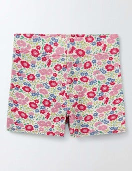 Pink Fizz Flower Bed Essential Jersey Shorts