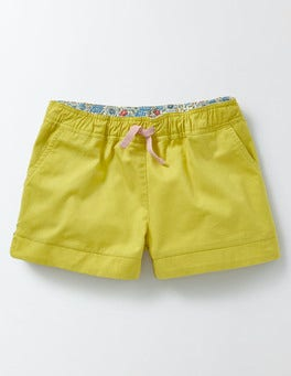 Heart Pocket Pull-on Shorts