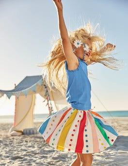 Twirly Rainbow Skirt