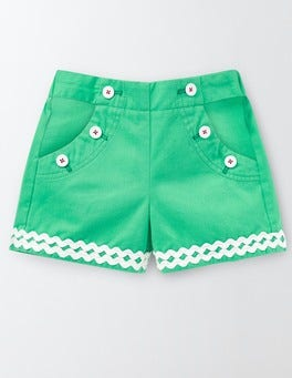 Mint Bright Adventure Shorts
