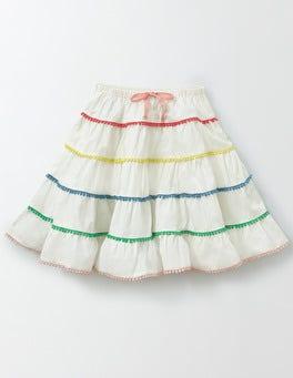 Twirly Woven Skirt