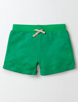 Patch Pocket Jersey Shorts