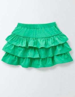 Mint Holiday Jersey Skort