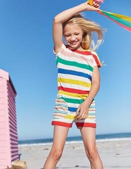 Colourful Jersey Romper