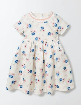 Summer Poppy Blossom Blossom Dress