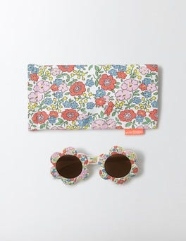 Corsage Flowerbed Sunglasses