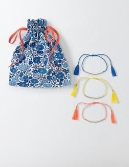 Gold 3 Pack Bracelets