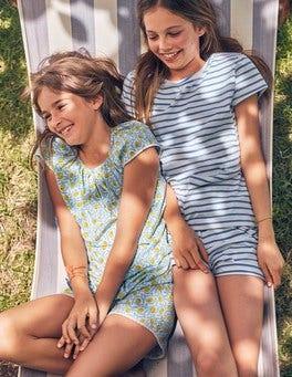 Summer Woven PJ Set