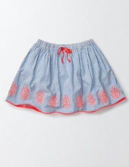 Skipper Stripe Zeta Skirt