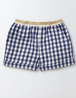 Starboard Gingham Cosima Shorts