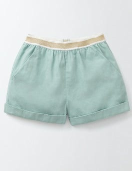 Sea Foam Cosima Shorts