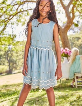 Pretty Organza Dress