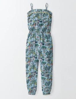 Mineral Blue Lemon Grove Holly Jumpsuit