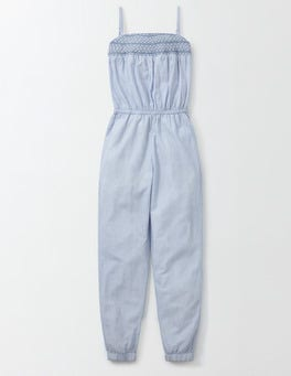Light Chambray Holly Jumpsuit