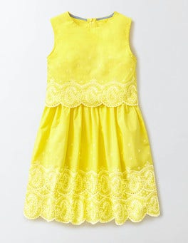 Pineapple Polly Dress