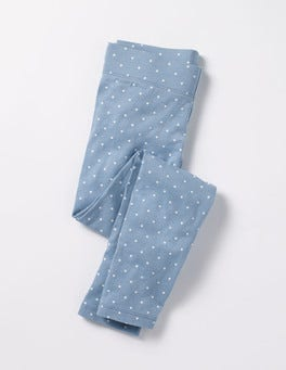 Wren Blue Spot Fun Leggings