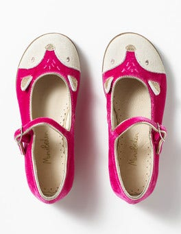 Party Pink Party Mary Janes